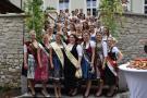 Abdankung und Ernennung der Siegenburger Hopfenkönigin