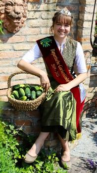 Gurkenkönigin